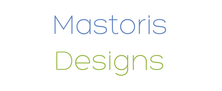 mastoris designs website development